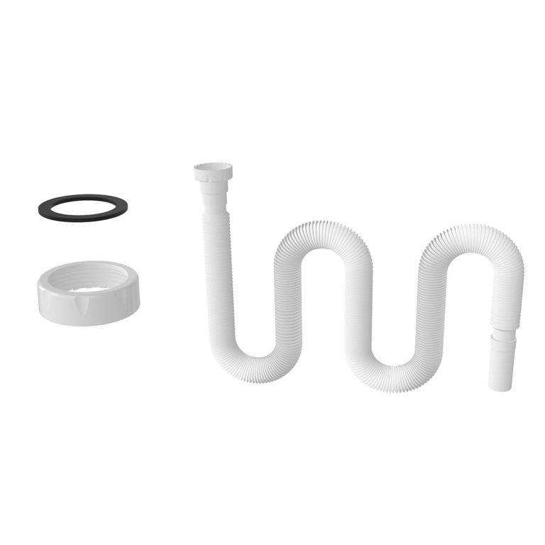 1 ½ – Ø32 Uzun Körük – Düz Conta