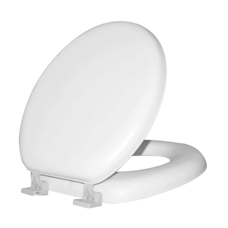 Comfort Toilet Seat with Cushion