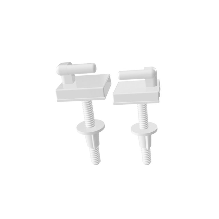 Hinges For Shell Model Toilet Seat