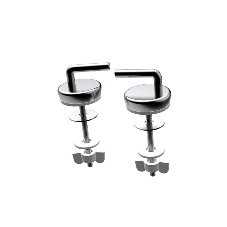 Adjustable Stainless Hinges For King Toilet Seat