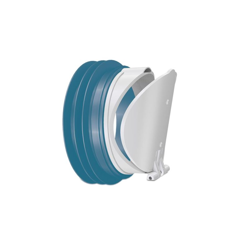 Gasket for WC Outlet with Check-Valve